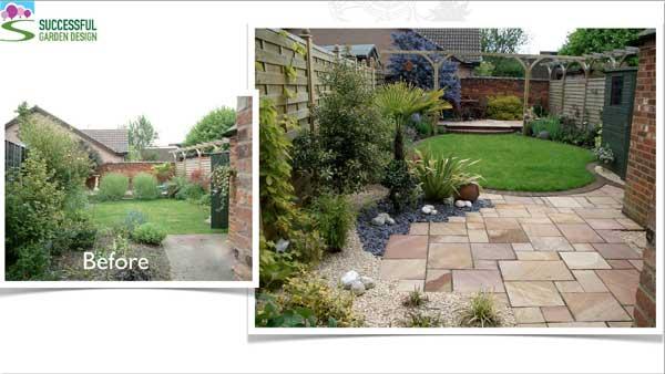 Small Garden Design Tips - Gardening Today Interview