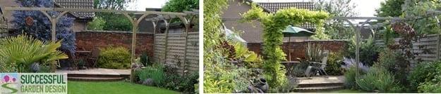 Planting-rail
