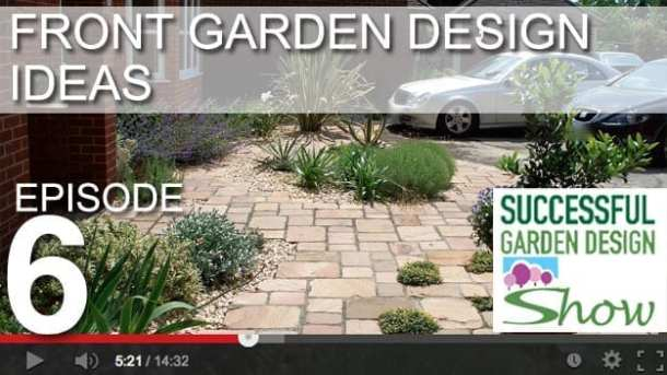 Front garden ideas for Successful garden design