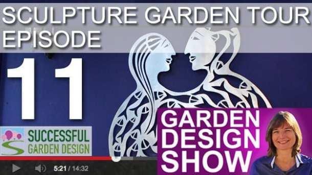 [DESIGN SHOW 11] Sculpture Garden tour – Kitty Harri, Spain