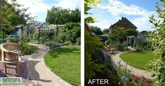 Garden design ideas for Successful garden design