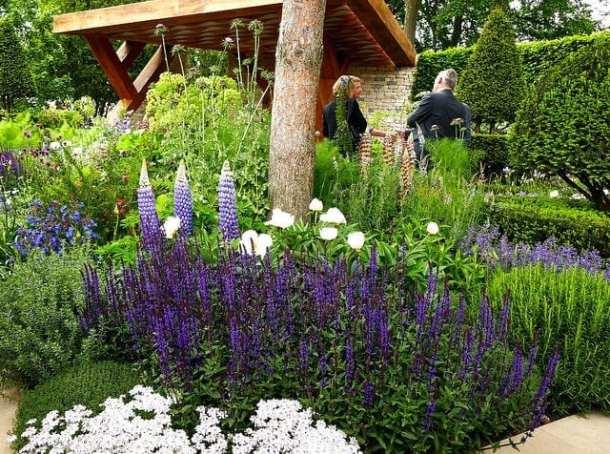 Chelsea flower show 2017 ideas for your garden for Successful garden design