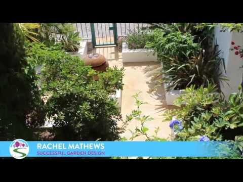 Successful Garden Design Tips – dividing space in an awkward shape garden