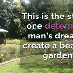 Online garden design course student – Zakes' garden