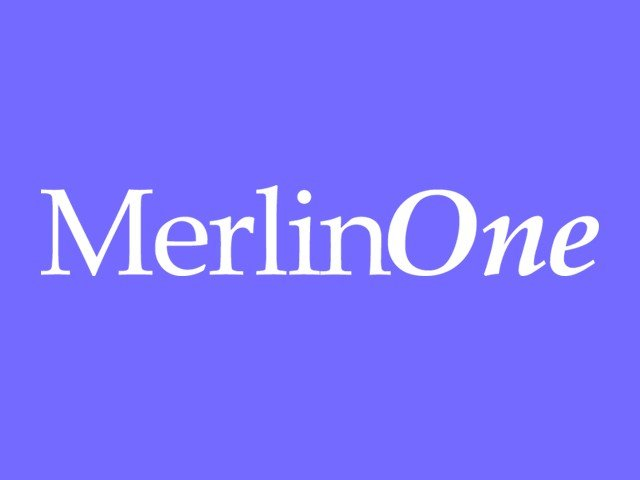 MerlinOne-Logo-White