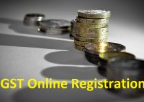 how to do gst registration online in hindi