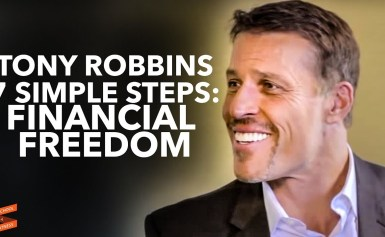 Tony Robbins 7 Simple Steps to Financial Freedom – Lewis Howes
