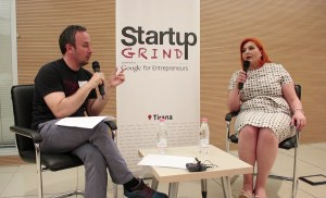 Meet Antonela Hako in a Fireside Chat at Startup Grind Tirana