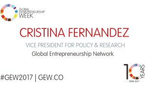 Cristina: What Does GEW Mean to You?