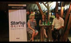 StartUp Grind Bali Chapter-  Angie and Rustica