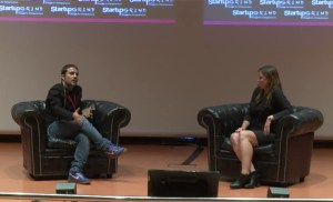 Startup Grind Barcelona Conference – Anne Driscoll (CMO @ Startup Genome)