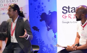 Startup Grind Pretoria Present Meet The Investor – Zachariah George