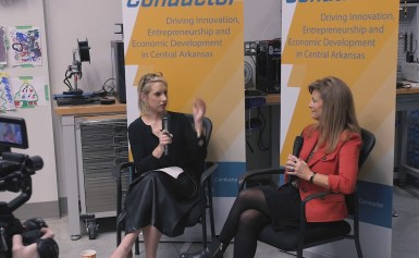Startup Grind Central Arkansas Hosts Amy Fecher