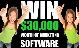 WIN! $30,000 Worth Of Marketing Software