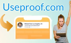 How to Install Useproof.com on Your Website (Awesome Social Proof Software!)