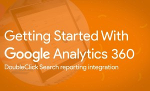 DoubleClick Search reporting integration