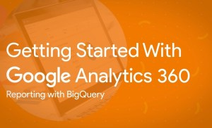 Reporting with BigQuery