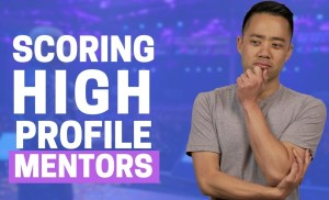 How to Find a Mentor? (How Eric Siu Met Neil Patel)