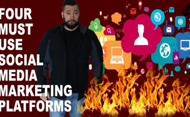 BEST eCommerce Marketing PLATFORMS | How To Start An eCommerce Business With Marketing