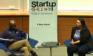 Arlan Hamilton (Startup Grind New Haven) -­ Backstage Capital