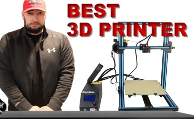 CREALITY CR-10 S | BEST 3D Printer For Creating Products | How To Print On The Creality CR-10 Review