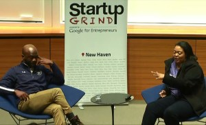 Arlan Hamilton (Backstage Capital) – How Did You Get Here? | Startup Grind New Haven