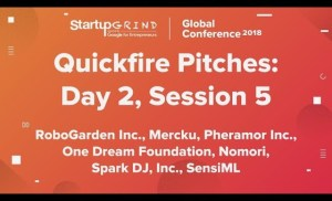 Quickfire Pitches | Day 2, Session 5