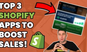 TOP 3 Shopify Apps For Boosting Sales INSTANTLY in 2018!