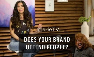 How To Build an Unforgettable Brand: 3 Lessons From Our Favorite Offensive Company