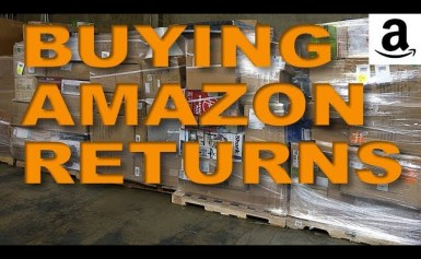 How To Buy And Resell Amazon FBA Returned Products (Buying Amazon Returns For Under  $99 Wholesale)