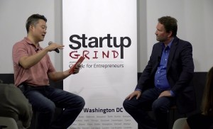 "Marc Portney (""All American Maker"" Celebrity Angel Investor on Science Channel) at Startup Grind DC"