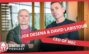 Be better than yesterday – Joe DeSena and David Labistour, CEO OF MEC