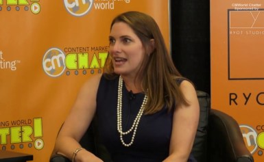 #CMWorld Chatter – Kathryn Friedrich