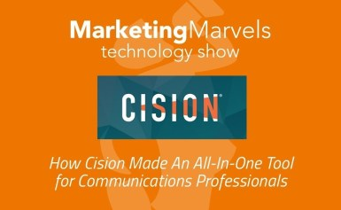 How Cision Made An All-In-One Tool for Communications Professionals