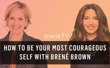 Brené Brown: Curious How To Brave? Here's What The Research Says