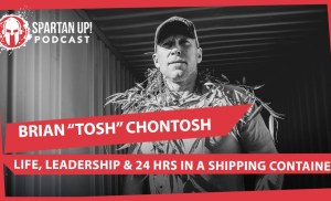 "Locked and Loaded 24 Hours in a Box – Brian ""Tosh"" Chontosh"