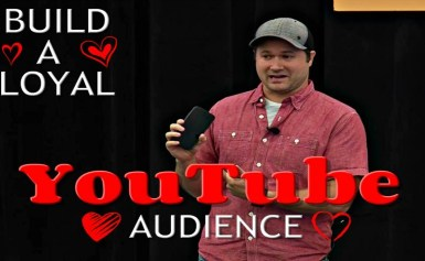 #CMWorld 2018 – How to Develop a Loyal YouTube Audience – Tim Schmoyer
