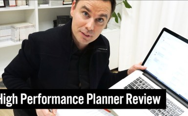 High Performance Planner Review