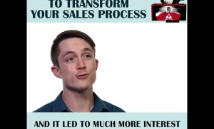 This simple tool will transform your sales process