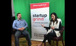 Anjali Patel at Startup Grind Prince William County (Seeingi2i.com)