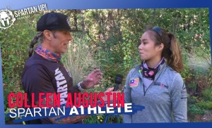 Long Distance Travel with Colleen Augustin // Spartan ATHLETE 005