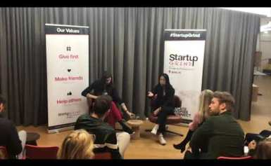 Startup Grind Berlin – Sophie Chung: The transformation of the healthcare industry