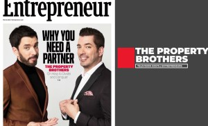 The Property Brothers Talk Entrepreneurship, Risk-Taking, and the Value of Failure