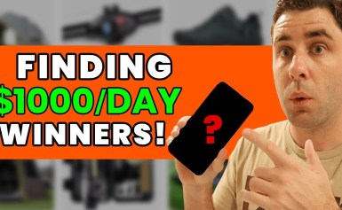 How To Find $1000/day Winning Products For Your Shopify Store! (Dropshipping Tutorial)