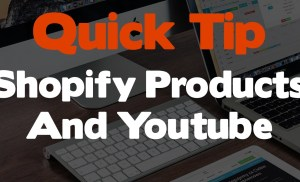 How To Find Shopify Products (Simple Easy Youtube Tip)