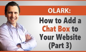 How to Customize Chat/Contact Box on Each Separate Website (Olark – Part 3)