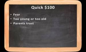 Quick $100 Intro- How To Make Money As A Kid