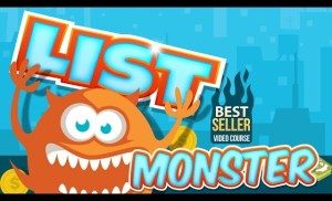 The List Monster Marketing Course