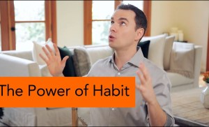 "The Power of Habit: Setting Up ""Triggers"" to Sustain Habits"