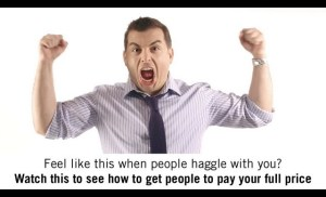 Tired of people haggling your rates? Watch this.
